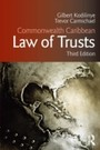 Commonwealth Caribbean Law of Trusts - Third edition