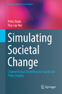 Simulating Societal Change - Counterfactual Modelling for Social and Policy Inquiry