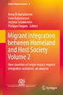 Migrant Integration between Homeland and Host Society Volume 2 - How countries of origin impact migrant integration outcomes: an analysis
