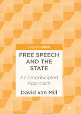 Free Speech and the State - An Unprincipled Approach