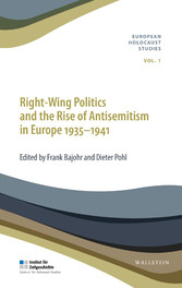 Right-Wing Politics and the Rise of Antisemitism in Europe 1935-1941