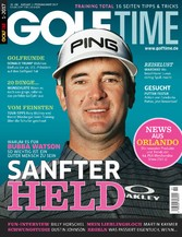 GOLF TIME 01/2017 - Bubba Watson - Sanfter Held